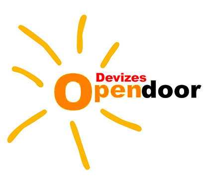 Open Door logo - outreach
