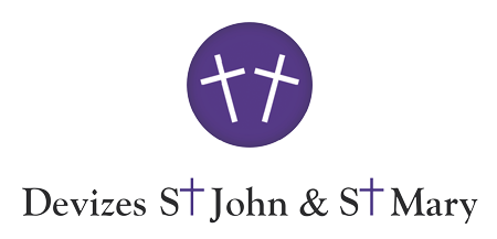 St. John's church, Devizes - logo